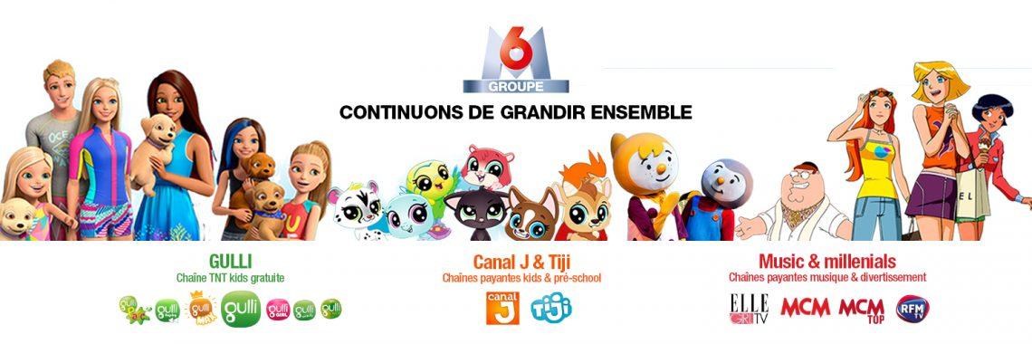 M6 - Groupe M6 - Gulli