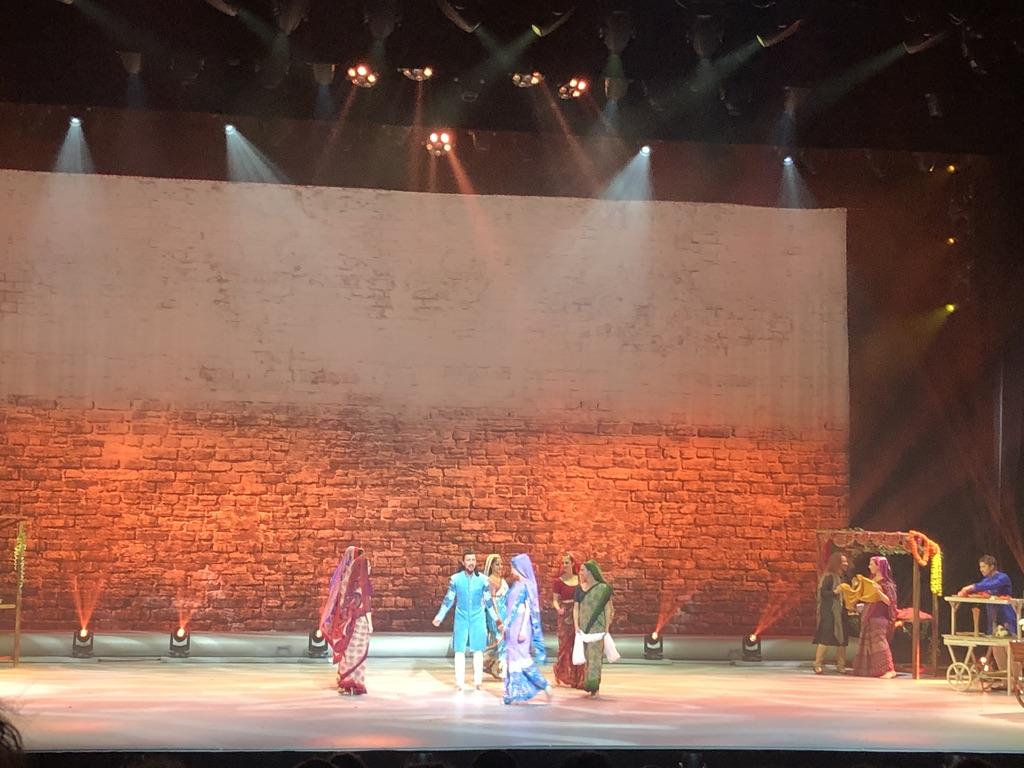 Siddhartha l'Opéra Rock - comédie musicale - Siddhartha - Buddha - Palais des sports - Inca