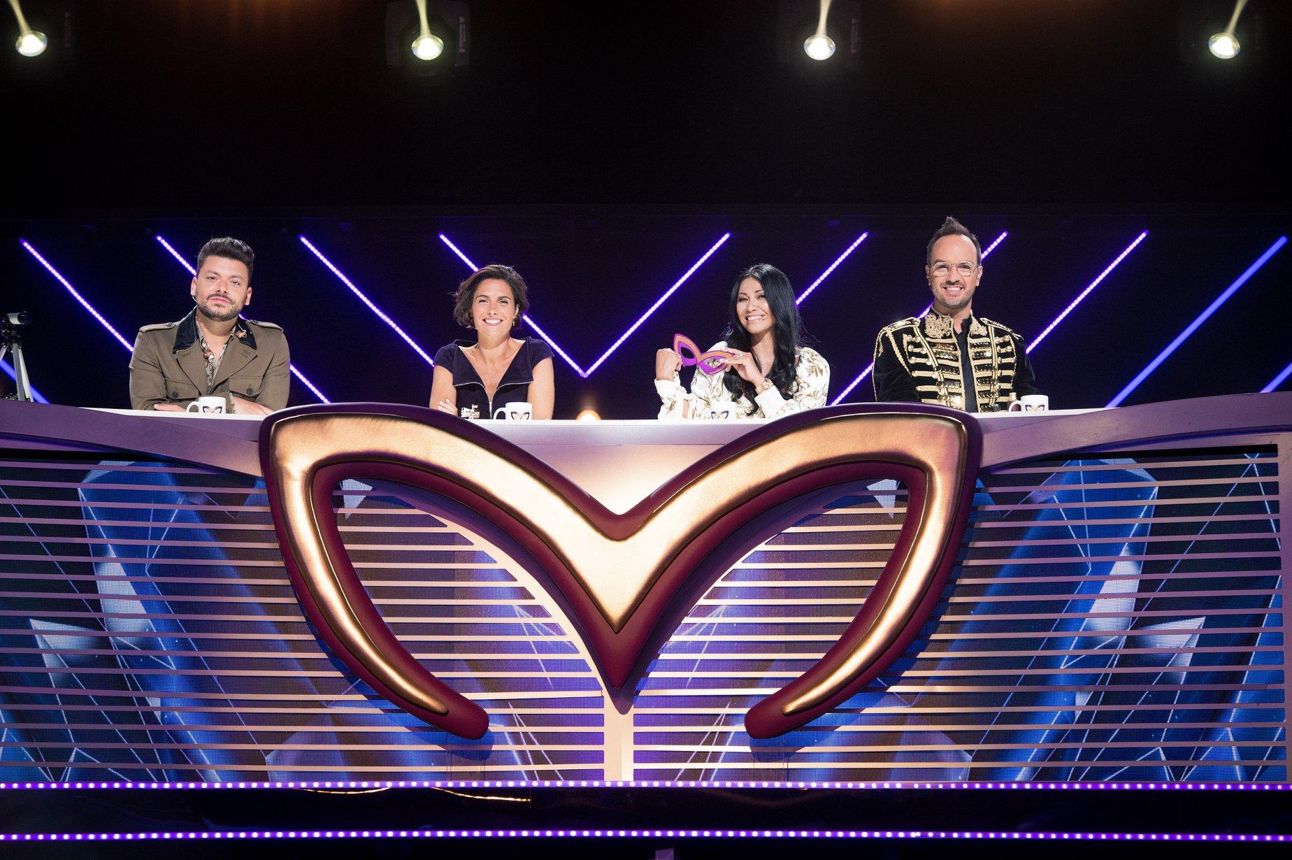 Mask Singer - TF1 - jury
