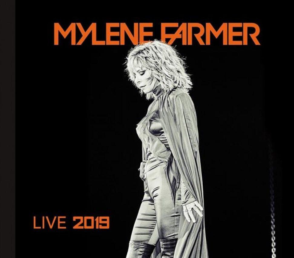 Mylène Farmer - Live 2019 - Film - CD Live