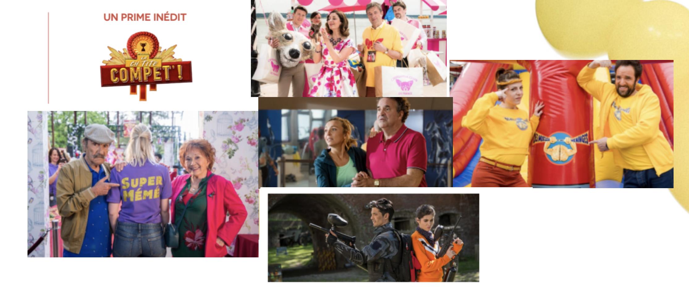 Scènes de ménages - 10 ans - anniversaire - M6 - prime time - ch'tit compétition