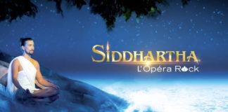 Siddhartha l'Opéra Rock - comédie musicale - Siddhartha - Buddha - Palais des sports