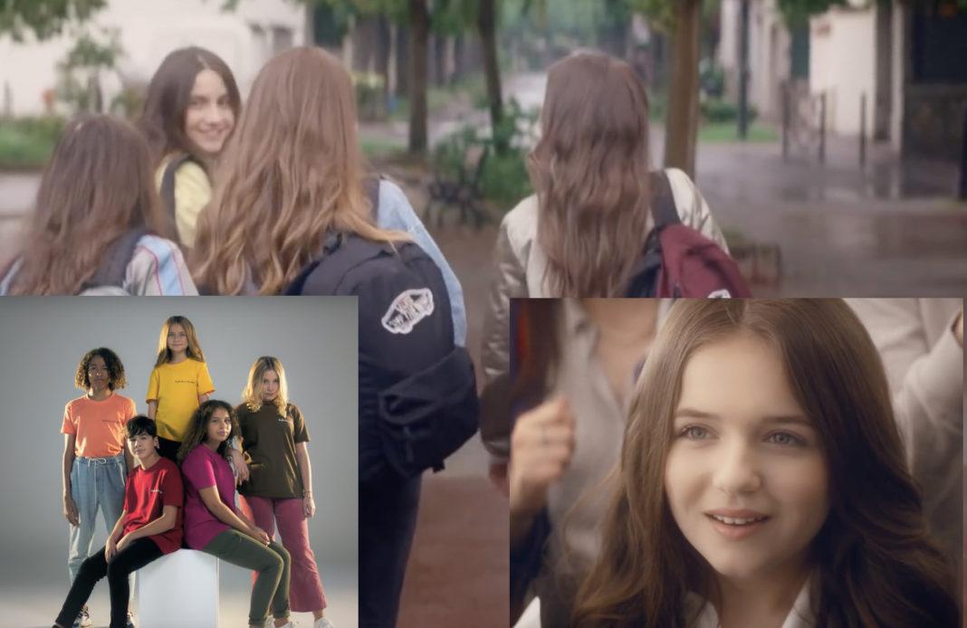 Kids United nouvelle génération - Erza Muqoli - albums - musique - enfants