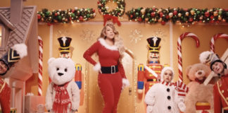 playlist - Noël - Mariah Carey - All I Want For Christmas Is You