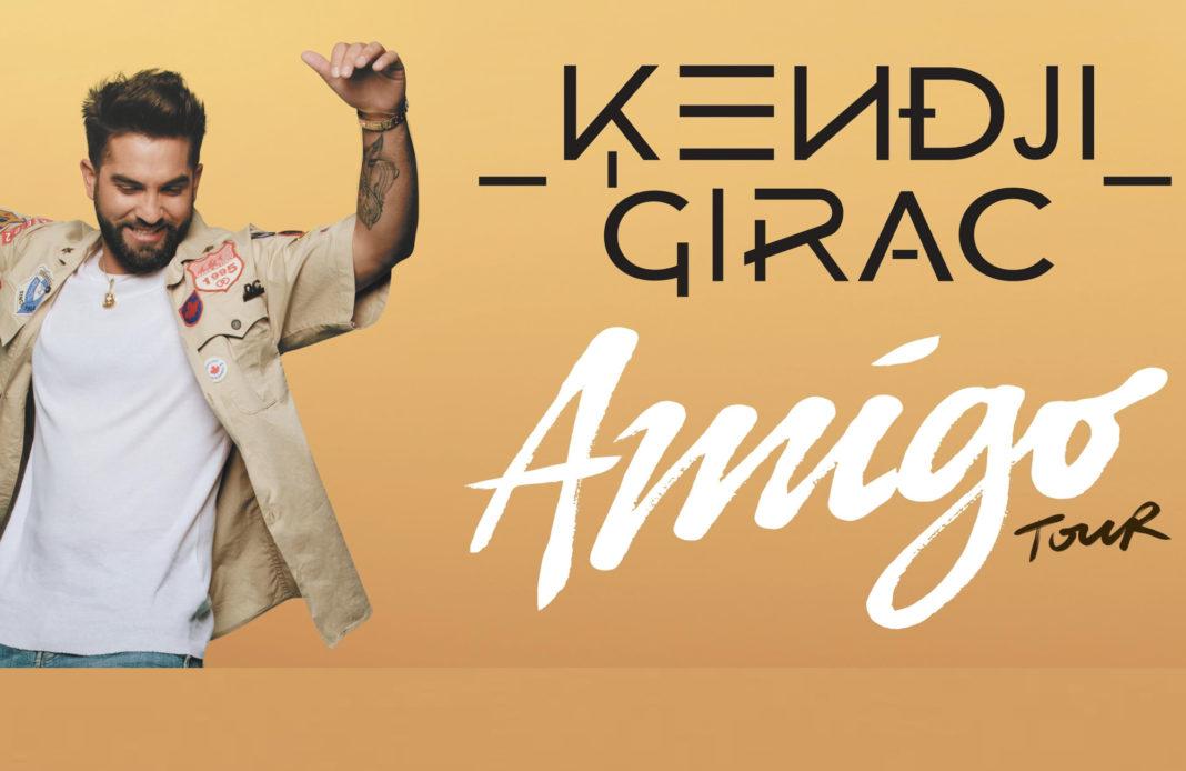 Kendji Girac - amigo tour - Kendji - accorhotels arena - live report