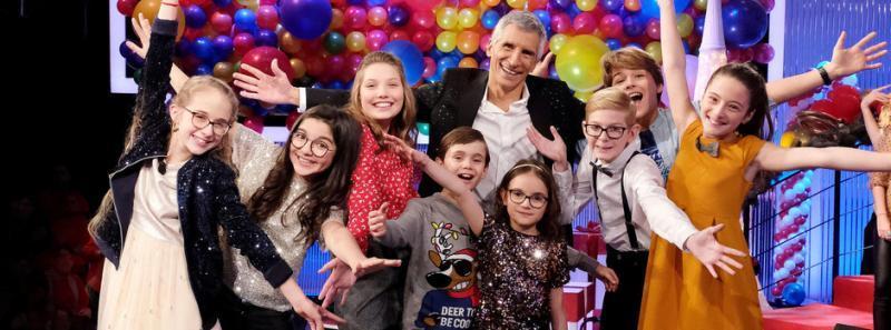 N'oubliez pas les paroles - N'oubliez pas les enfants - spéciale enfants - France 2 - Nagui - Noël