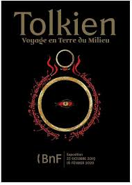Tolkien - BNF - Expo - Exposition - Le seigneur des anneaux - bilbo le hobbit - syma news - florence yeremian - Fantasy - livre - exhibition - dragon - sauron -Bibliotheque Nationale