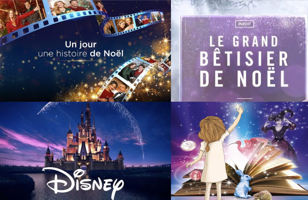 programme tv - sélection - Noël - bêtisiers - téléfilms - dessins animés - Disney - Musique - Médias - TV