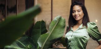 Vaimalama Chavez - Miss France 2019 - chanson - jardin d'hiver
