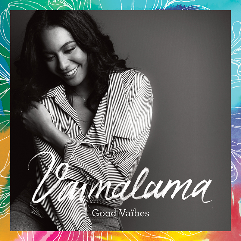 Vaimalama Chaves - Miss France 2019 - chanson - good vaibes - album