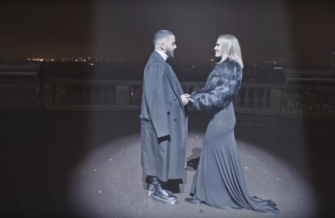 Vitaa Slimane - Avant toi - Clip