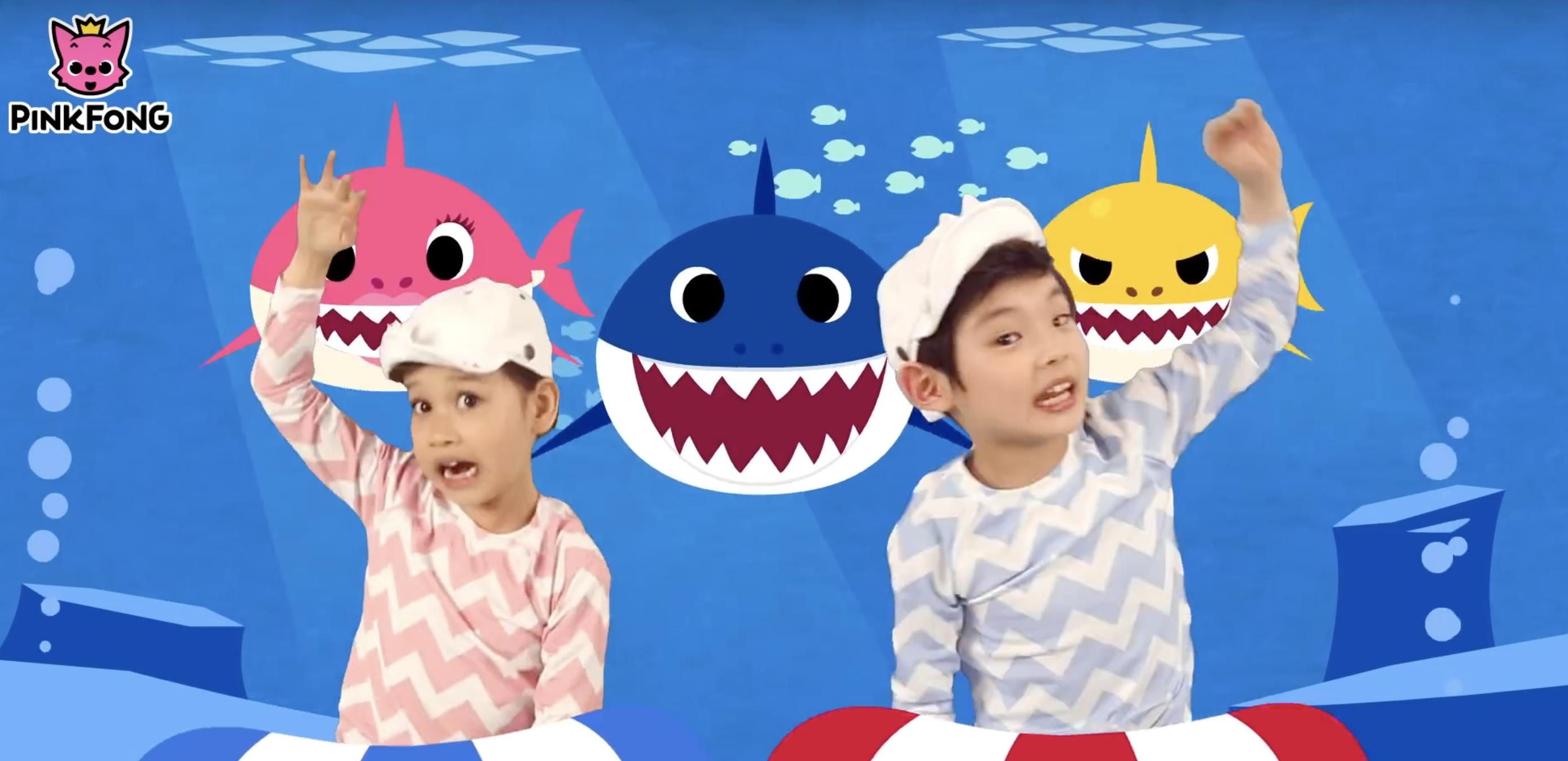 Baby Shark Dance - Top Youtube - Top clips décennie