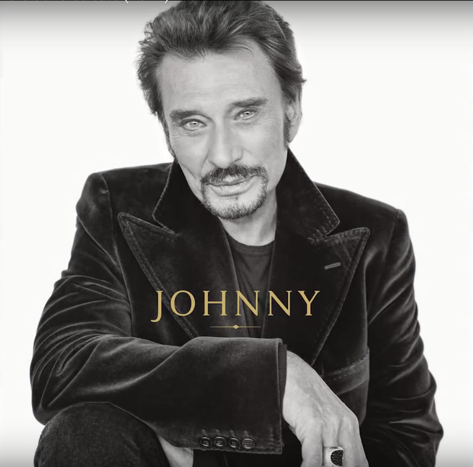 Johnny Hallyday - Johnny - album symphonique - top albums 2019