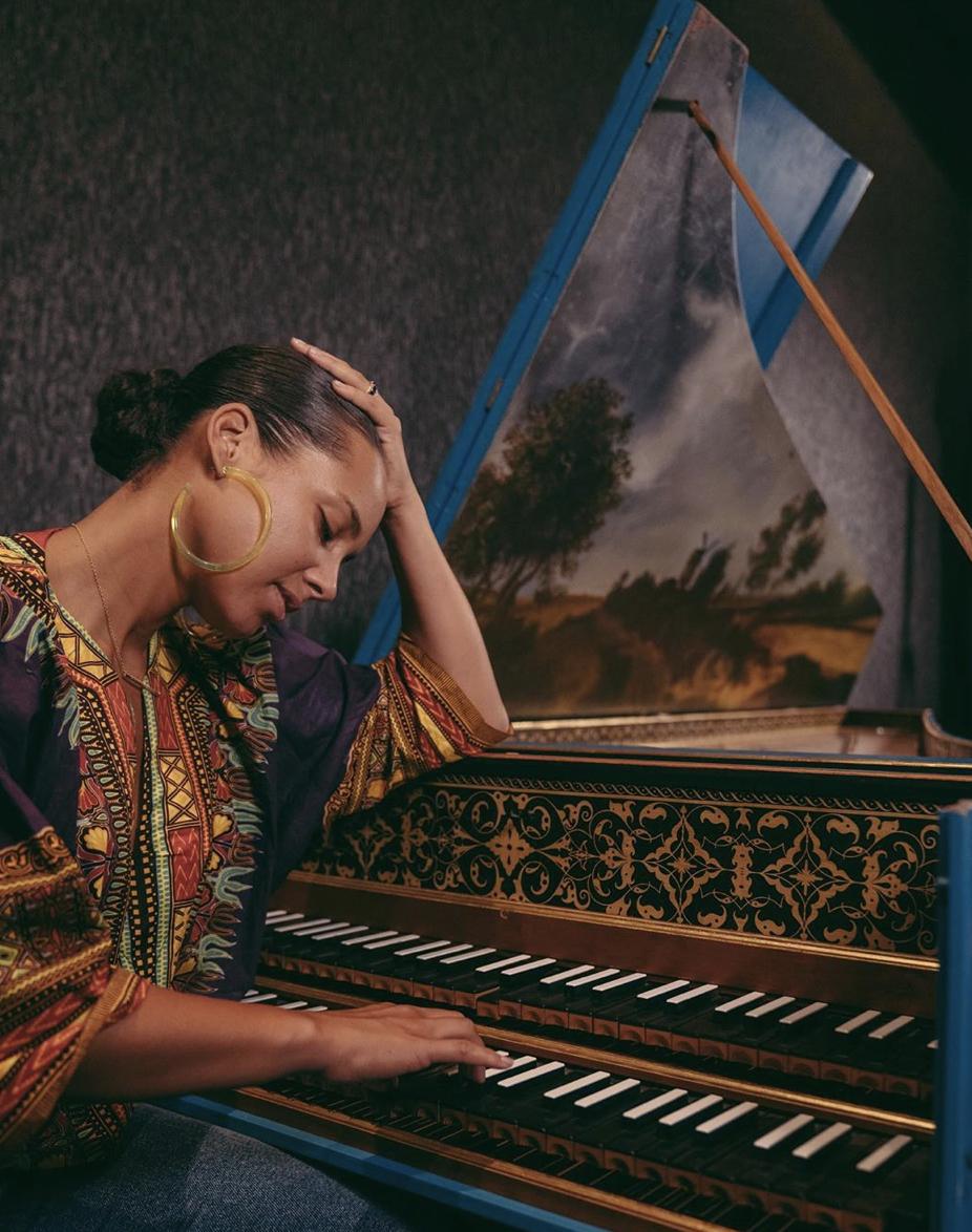 Alicia Keys - retour