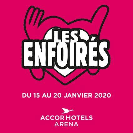 Les Enfoirés - Les Enfoirés 2020 - concerts - AccorHotels Arena - Paris -