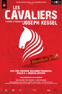 Les cavaliers - Joseph Kessel - Syma news - florence yeremian - theatre - Essaion Théâtre - Spectacle - afghanistan - afghan - Epopée - chevaux - horse - piece - livre - book - Eric Bouvron - Vanessa Kryceve - Benjamin Penamaria - Khalid K - Islam