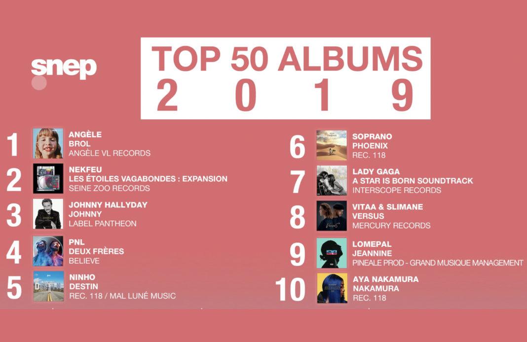 Snep - top albums 2019 -