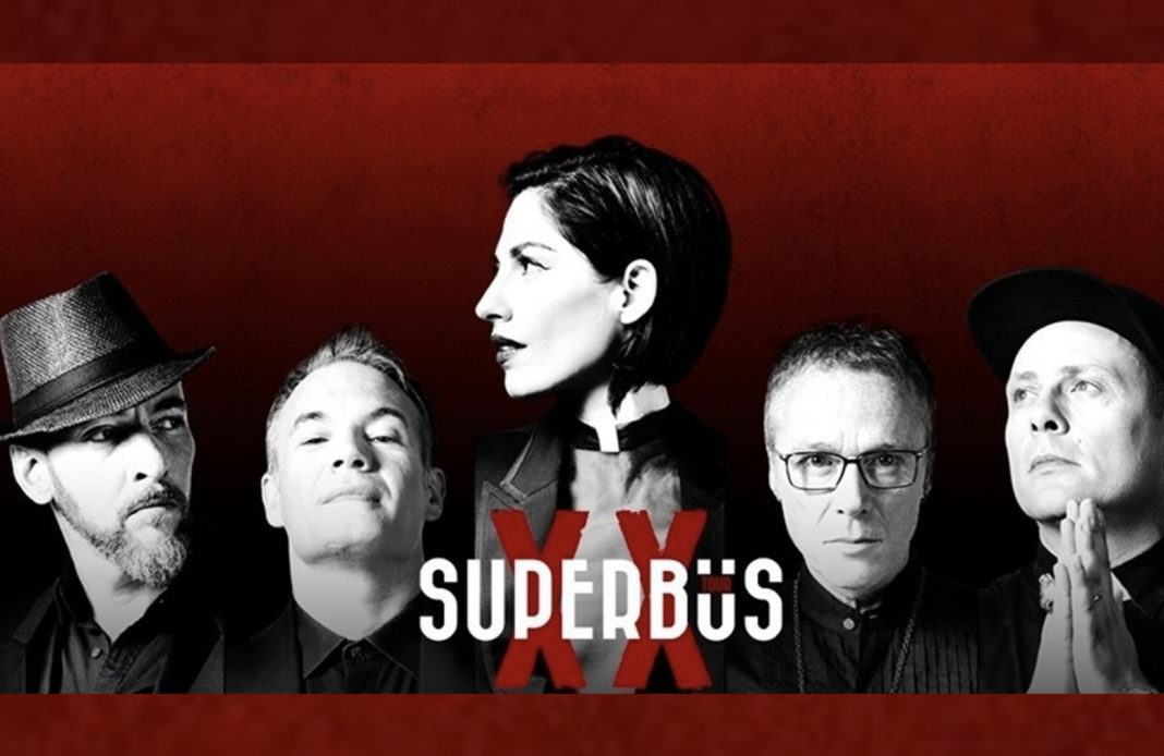 Superbus - retour - XX Tour - Silencio