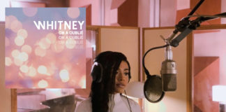 Whitney Marin - The Voice - premier single - On a oublié