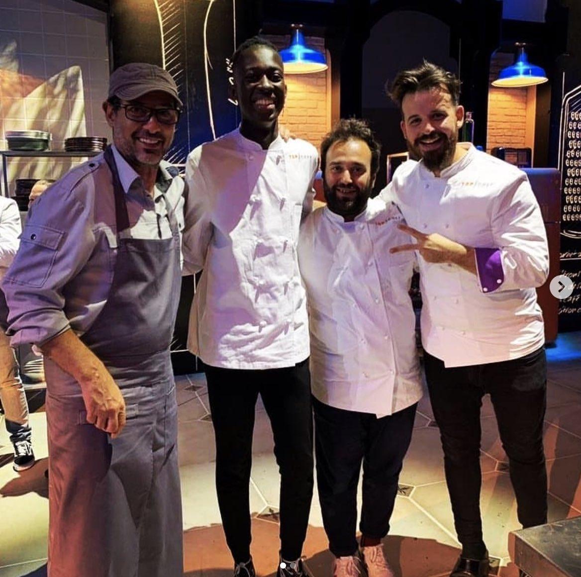 Top Chef 11 - Top Chef - Paul Pairet - Brigade violet