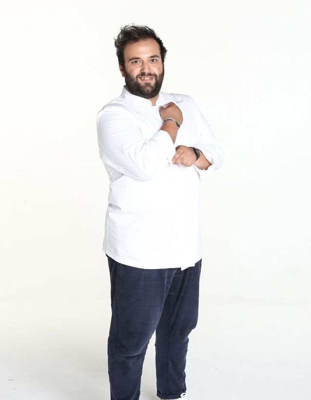 Top Chef 11 - Gianmarco Gorni - Top Chef