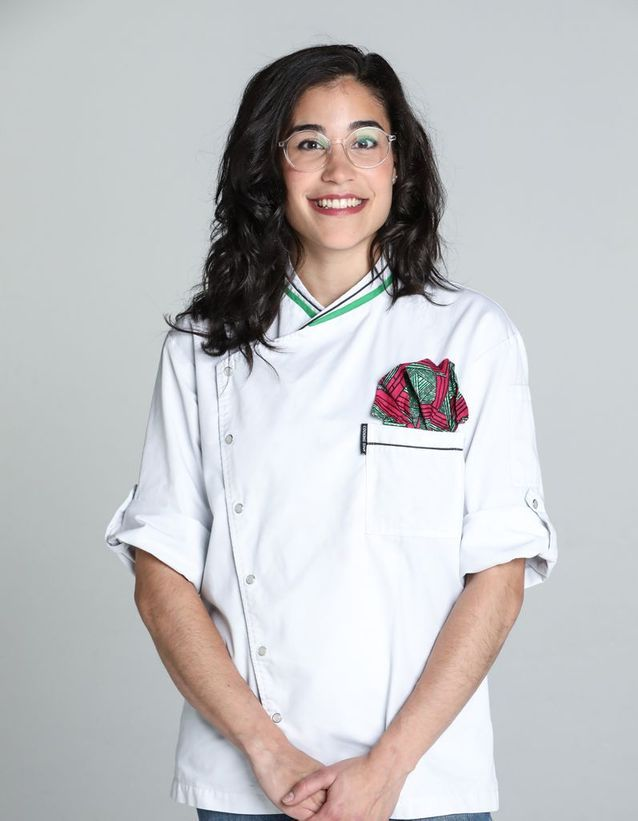 Top Chef 11 - Justine Piluso - Top Chef
