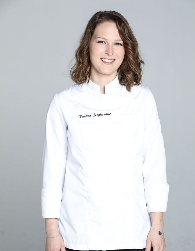 Top Chef 11 - Pauline Berghonnier - Top Chef