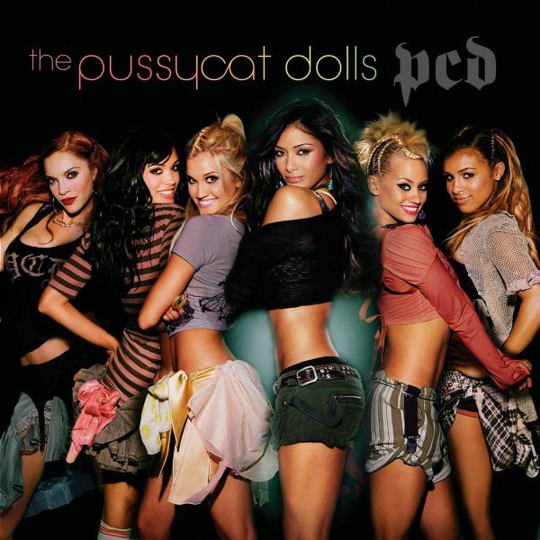 PCD - Pussycats dolls - pochette - album
