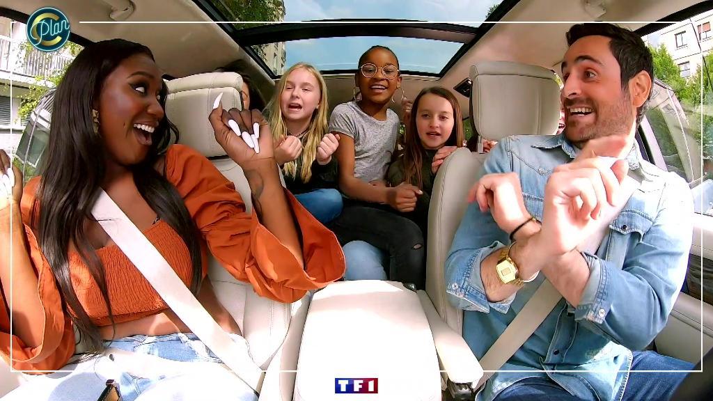 Plan C - Camille Combal - TF1 - divertissement - humour - Aya Nakamura - Carpool Karaoké