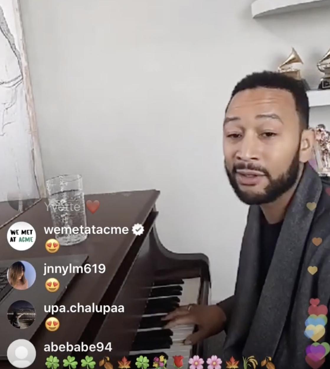 Live At Home - John Legend
