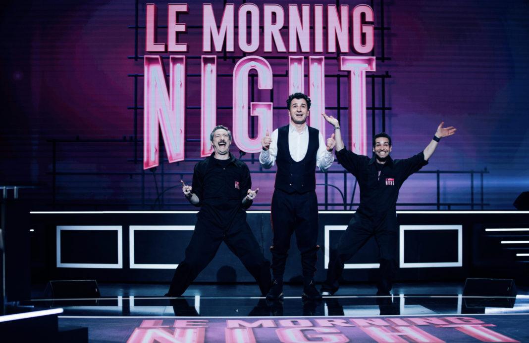 Morning Night - M6 - Retour - Michaël Youn