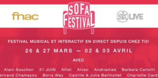 Sofa Festival - Warner Music France - Festival - Confinement
