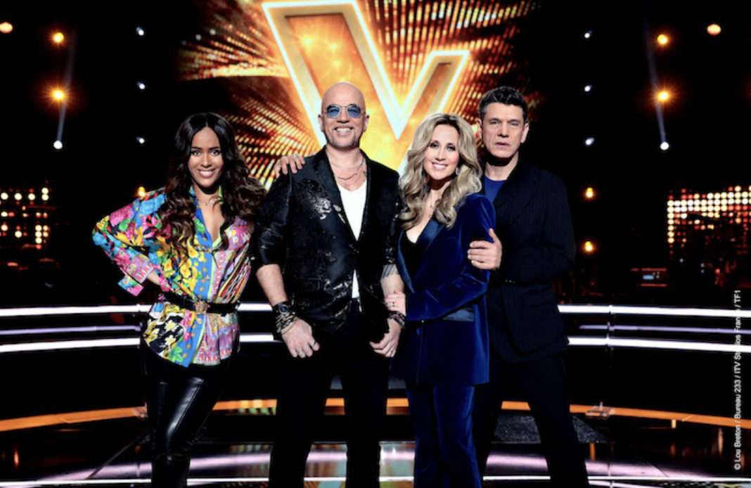 The Voice - The Voice 9 - The Voice 2020 - Battles - TF1 - jury
