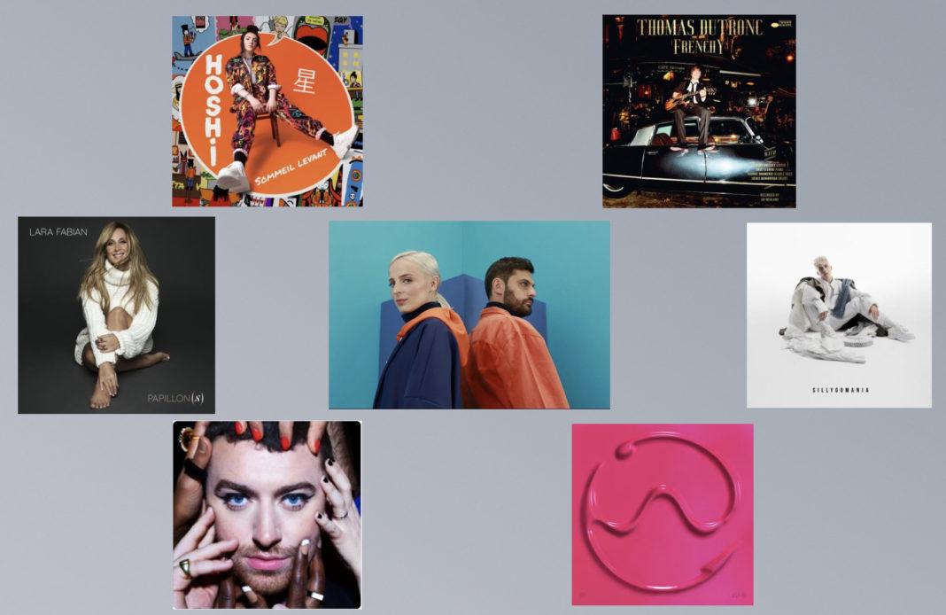 Coronavirus - albums reportés - sorties musicales