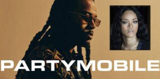 Rihanna - Partynextdoor - believe it - partymobile - featuring - retour