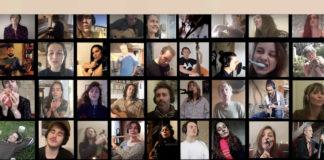 Symphonie confinée - la tendresse - chanson française solidaire - Valentin Vander