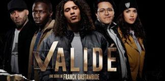 Validé - Canal + - série - rap - Franck Gastambide