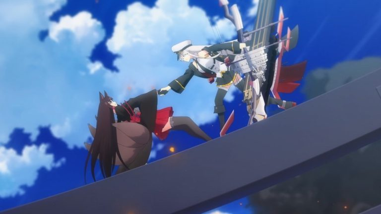 azure lane yostar smartphone jeu video anime girl shipgirl japon guerre enterprise stratégie