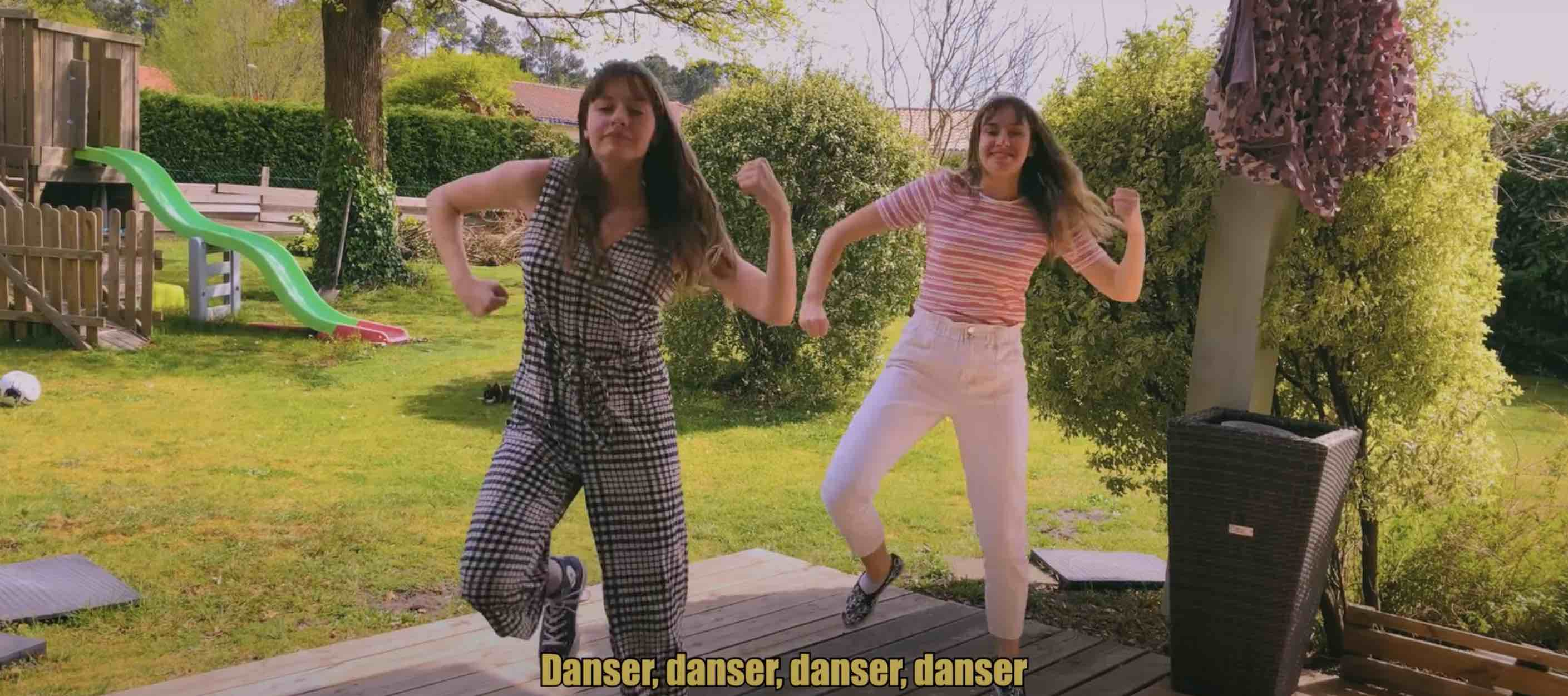 Arcadian - Danser - Confinement