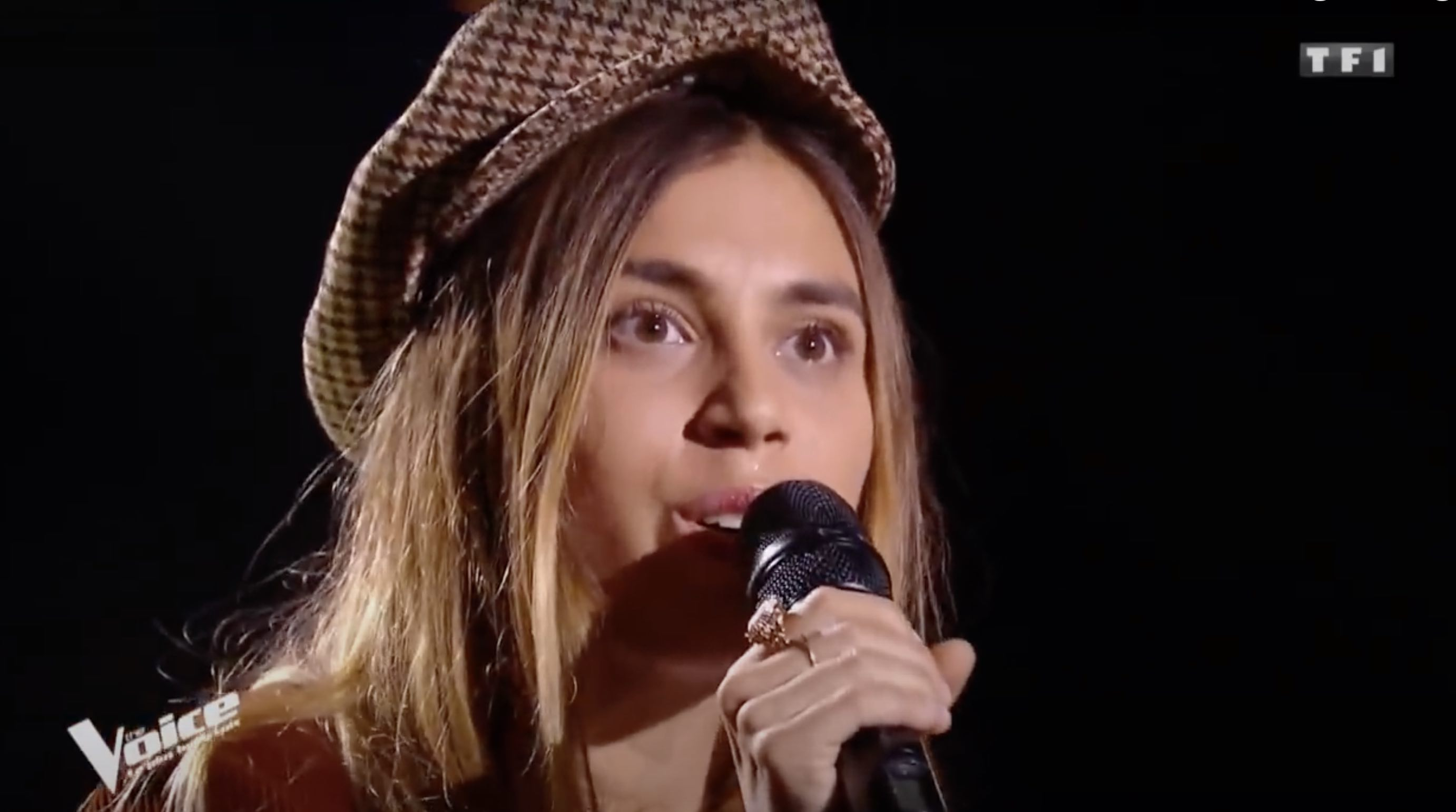 Liv Del Estal - The Voice - The Voice 7