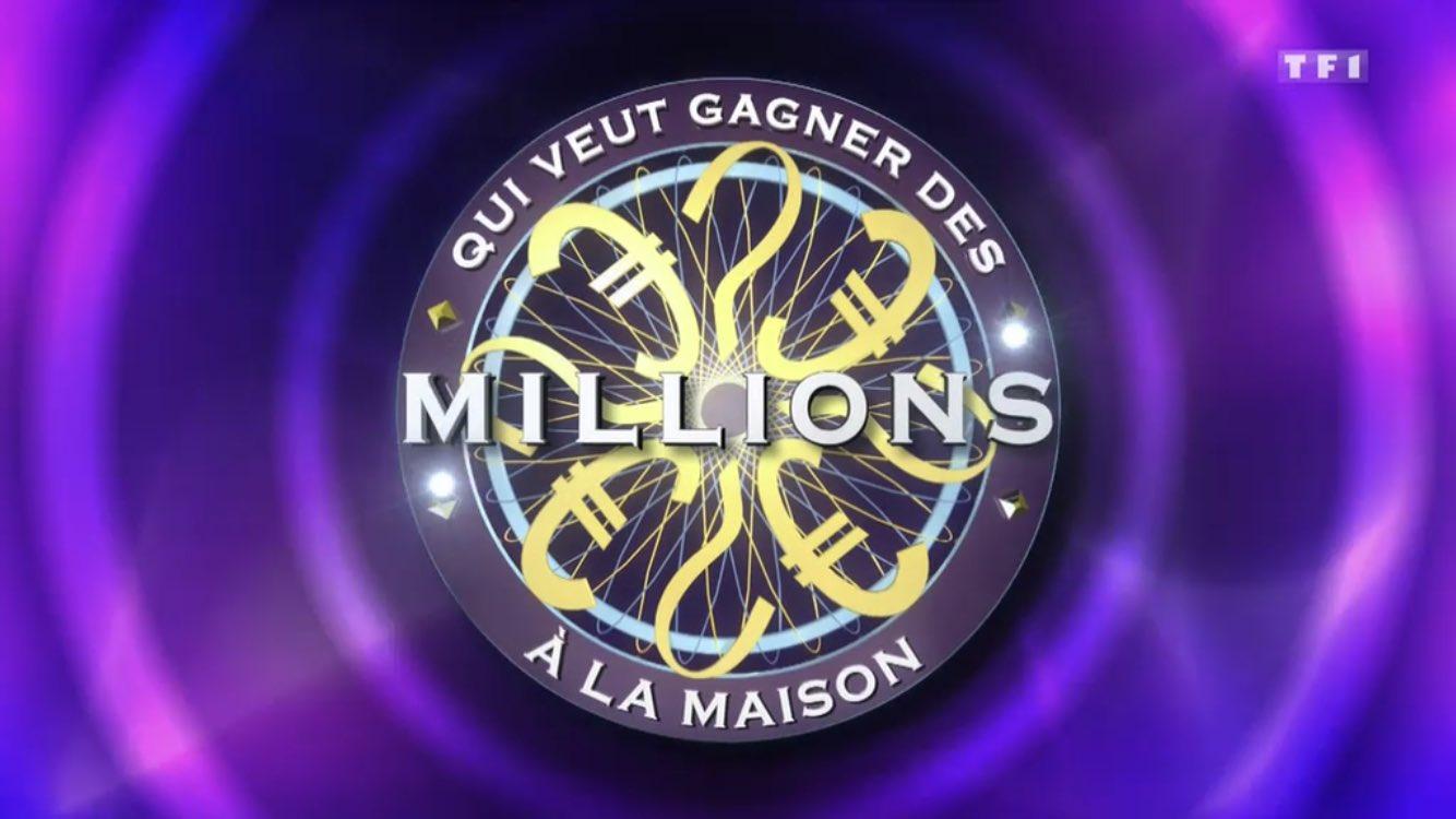 Qui veut gagner des millions à la maison ? - Camille Combal - TF1