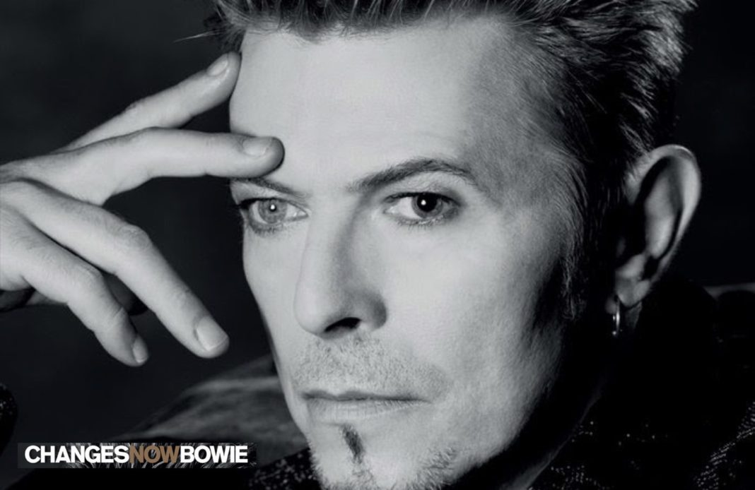 David Bowie - ChangesNowBowie - posthume - EP -