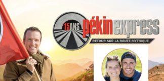 Pékin Express - retour sur la route mythique - M6 - Stéphane Rotenberg - Julie Denis