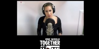 One World Together At Home - Lady Gaga - Confinement