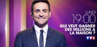 Qui veut gagner des millions à la maison ? - TF1 - Camille Combal - Confinement