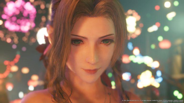 final fantasy VII 7 remake square enix PS4 sony rpg jrpg jeu de roles cloud tifa aeris barrett action materia midgar