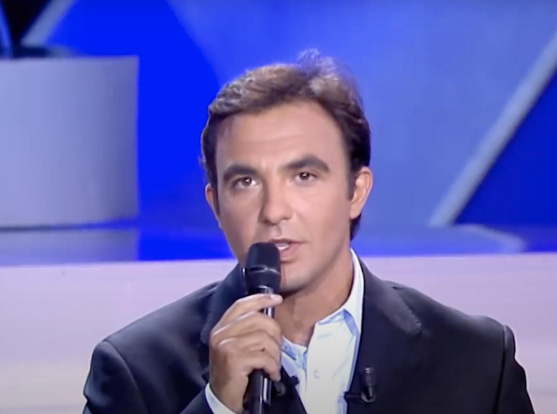Star academy - Nikos Aliagas - TF1