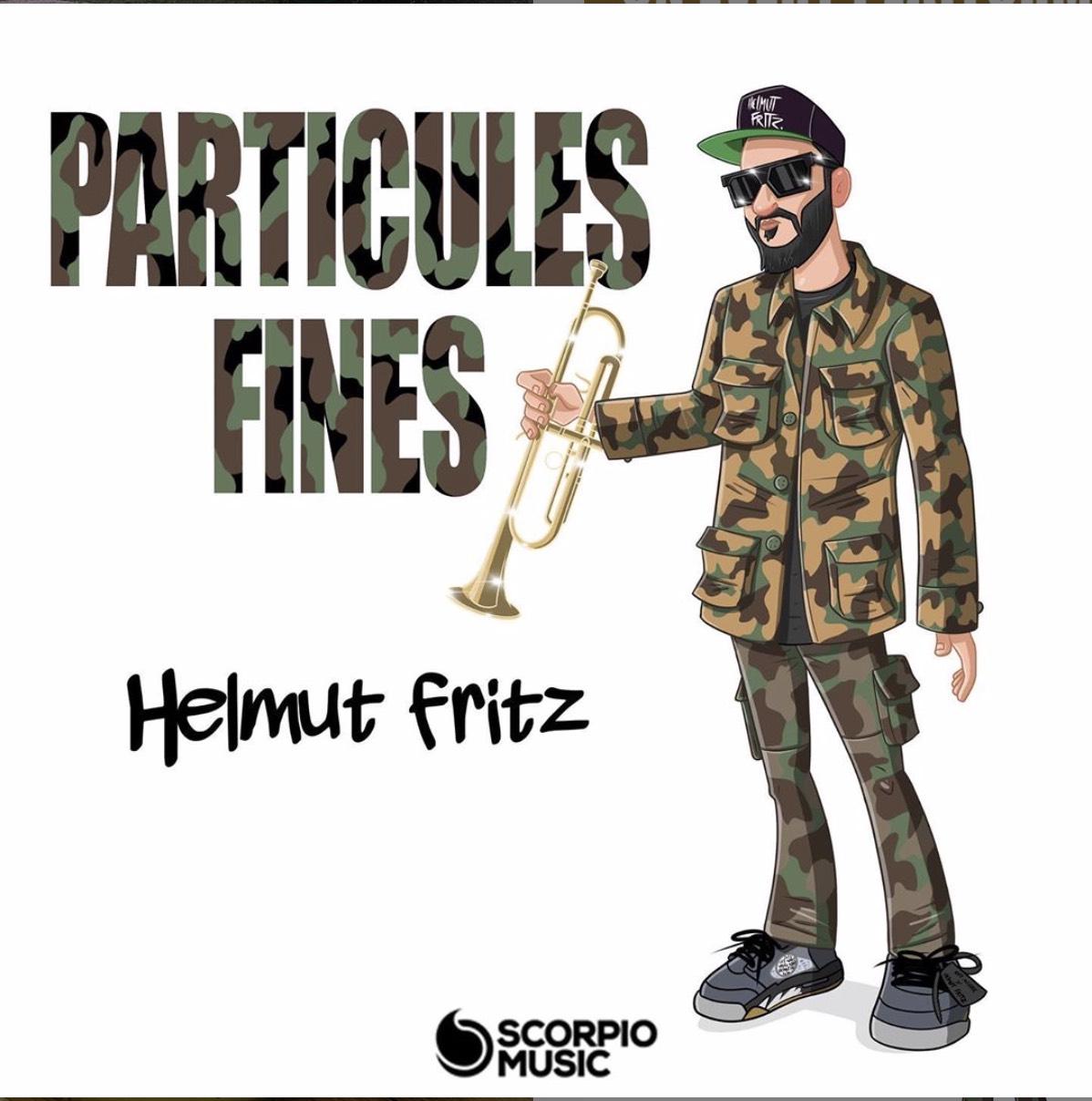 Helmut Fritz - Particules fines - déconfinement