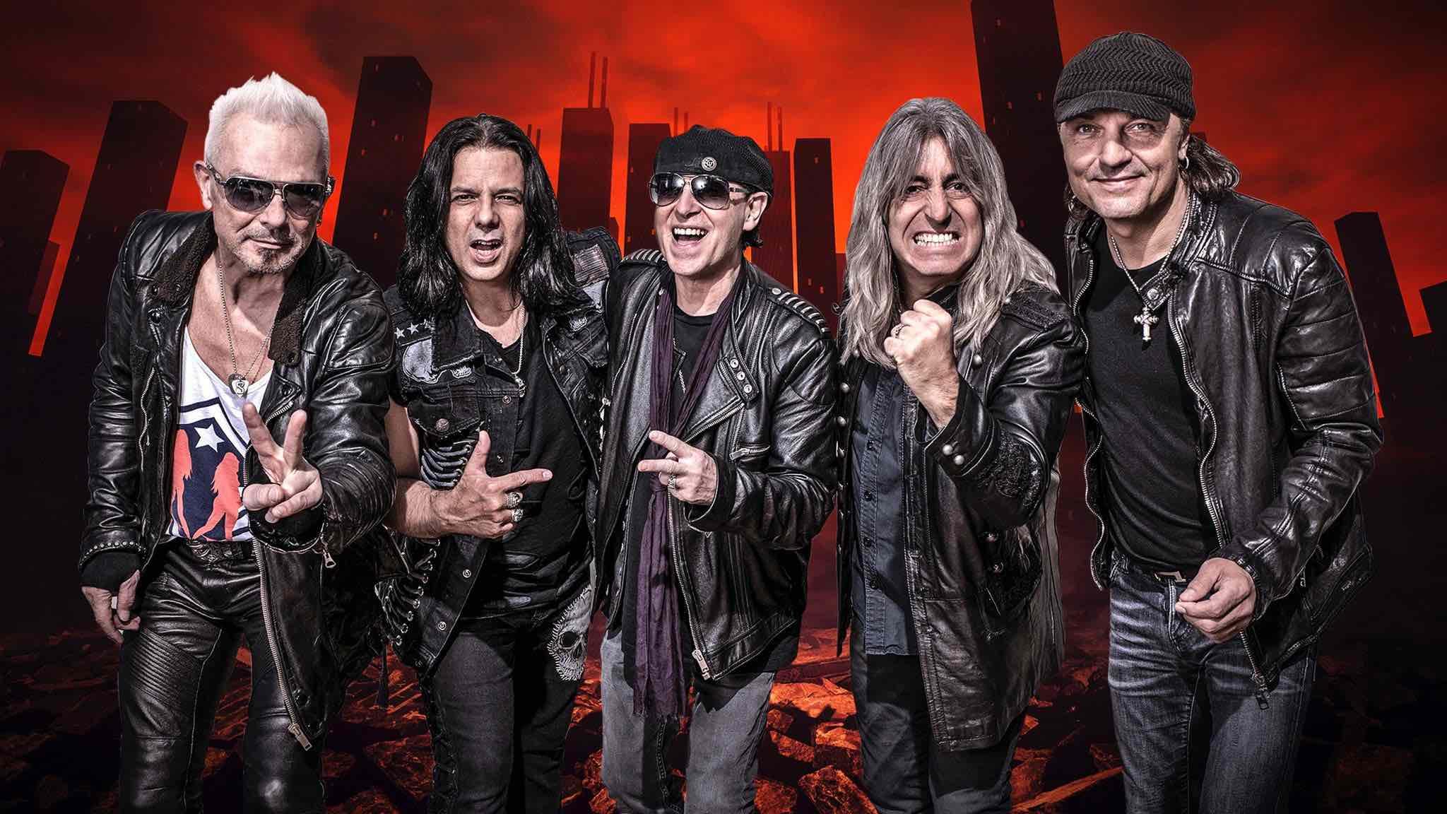 Scorpions - Sign of hope - confinement - retour