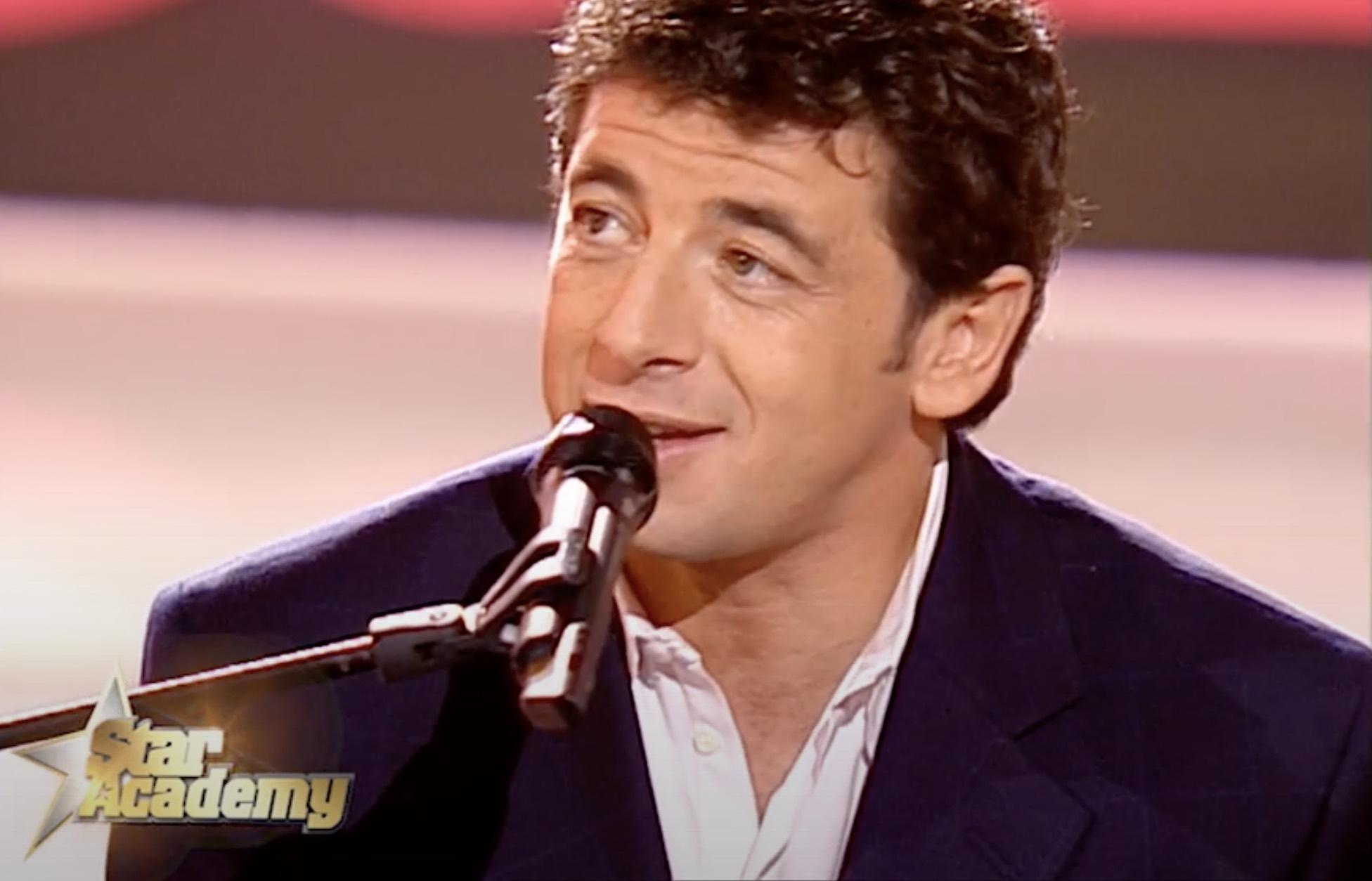 Star Academy - Patrick Bruel - invité - star